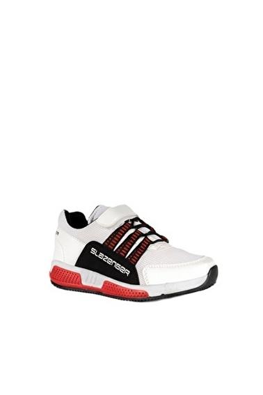 Slazenger Slazenger EFECT Spor Çocuk Ayakkabı  Beyaz
